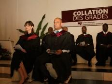 Haïti - Éducation : Graduation de la première promotion de l'ENAP