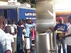 Ha ti social actions du gouvernement pour aider les for Hopital canape vert haiti