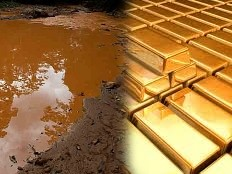 Haiti Economy Gold Mining Exploitation Permit Morne Bossa