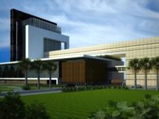 Haïti - Reconstruction : Lancement des travaux du nouveau Palais législatif