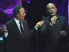 Haïti - Social : Concert Julio Iglesias-Martelly, au profit des enfants d'Haïti