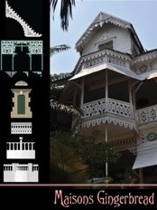 Haiti - Heritage : Exhibition «Gingerbread Houses of Port-au-Prince»