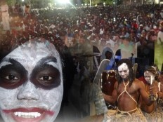 Haiti - Social : 2nd Sunday of Carnival activities in Cap-Haitien