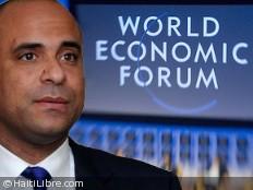 Haïti - Économie : Laurent Lamothe au 43e Forum Économique Mondial de Davos
