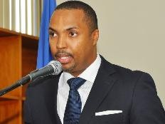 Haiti - Installation : Charles Jean Jacques, Minister of Social Affairs and Labour