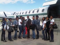 Haiti - Security : 10 cadets of the Haitian Police trainded in Colombia