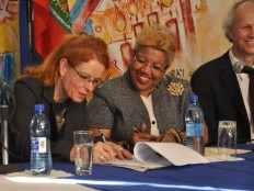Haiti - Culture : Laying the «first stone» of the cultural diplomacy