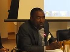 Haiti - Education : Vanneur Pierre on mission in Washington DC