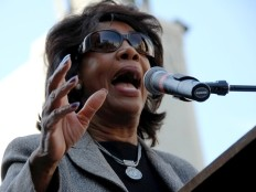 Haiti - Politic : Congresswoman Maxine Waters calls for free, fair and inclusive elections