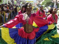 Haiti - Social : «Carnaval is the podium of expression of the Haitian soul» (Dixit Jean Rodolphe Joazile)