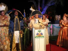 Haiti - Politic : The President officially launched the 2013 National Carnival festivities