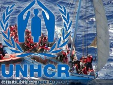Haiti - Social : UNHCR against deportations of Haitian and Cuban migrants