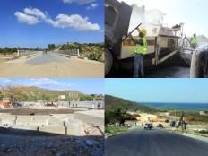Haïti - Reconstruction : Le Président Martelly, en tournée d'inspection dans le Sud