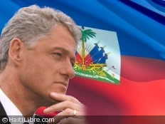 Haiti - Economy : Visit of Bill Clinton, important economic benefits
