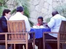 Haïti - Reconstruction : Laurent Lamothe reçoit l'Ambassadeur du Mexique en Haïti