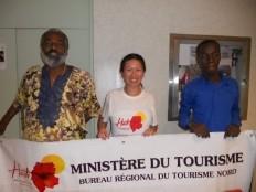 Haïti - Tourisme : Une Journaliste chinoise prépare un grand reportage sur Haïti