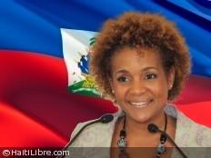 Haiti - Reconstruction : Michaëlle Jean in Haiti