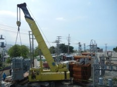 Haiti notice commissioning of a 3rd transformer in for Canape vert hospital haiti
