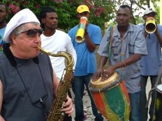 Haiti - Music : Jazz Concert «Follow Jah» - Paul Austerlitz
