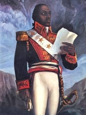Haiti - Social : Tribute to the memory of Toussaint Louverture