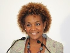 Michaëlle Jean in Washington