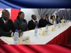 Haiti - Elections : Swearing in, installation and election of members of the Bureau of CTCEP