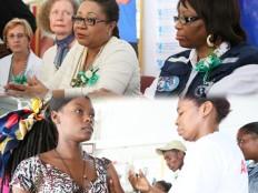 Haïti - Santé : Lancement d'une campagne de vaccination contre le tétanos