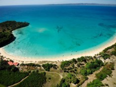 Haiti - Tourism : Abaka Bay, ranked 57th most beautiful beach in the world