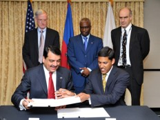 Haiti - Reconstruction : $9MM from Qatar and USAID for Housing