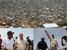 Haiti - Reconstruction : Slum Canaan urbanization plan
