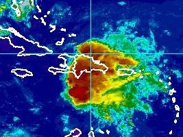 Haïti - Météo : Chantal au large de la côte Sud mais...