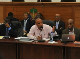 Haiti - Economy : Prime Minister before the Finance Committee