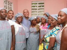 Haïti - Social : Le 27ème restaurant communautaire est à Morne Rouge