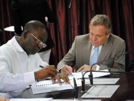 Haïti - Agriculture : 11,6 millions d'euros d'appui à la production agricole
