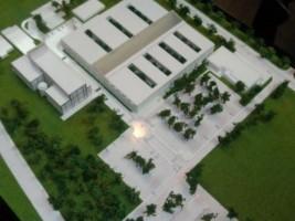Haïti - Santé : Début de la reconstruction de l'HUEH, septembre 2013