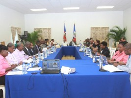 Haiti - Politic : Agenda loaded at the last Council of Ministers