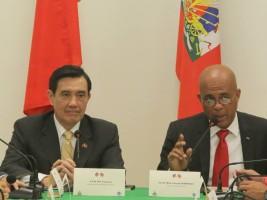 Haïti - Politique : Visite historique du Président de la République de Chine (Taïwan)