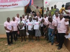 Haïti - Social : Lancement officiel de l'Opération «Anrejistreman la pou la» à Mare-Briole