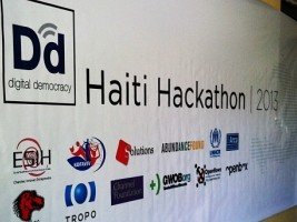 Haiti - Technology : 3rd Hackathon to the benefit of non-sighted people