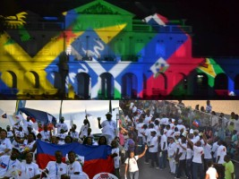 Haiti - Culture : Opening of the 11th edition of CARIFESTA in Suriname
