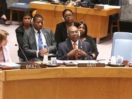 Ha ti politique intervention du repr sentant permanent for Hopital canape vert haiti