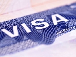 Application for U.S. immigrant visa, electronic transition