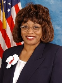 Congresswoman Corrine Brown visited Haiti