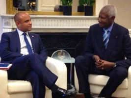 Laurent Lamothe in France, last meetings