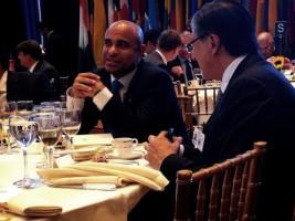 Haïti - Politique : À New-York, Laurent Lamothe fait la promotion de l'investissement en Haïti