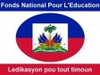Haiti - Education : Better late than never...
