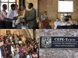 Haiti - Education : The first 103 scholars in Mexico, speaks Spanish now