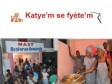 Haiti - Social : Launching of Program «Katye'm se fyete'm»