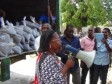 Haiti - Agriculture : Distribution of 2000 seed kits, of fishing equipment...