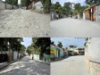 Haiti - Politic : New road infrastructure in Mahotière 75 (Carrefour)